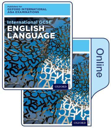 libro aqa gcse english language oxford university press education and children s books