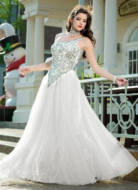 White Wedding Gown Shopping by Indian Designer Bridal Wedding Gowns Gorgeous Formal