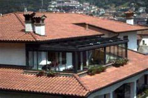 coprire un terrazzo telecamera per terrazzo