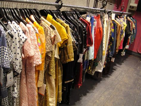 recycled fashion gatherer vintage fashion store