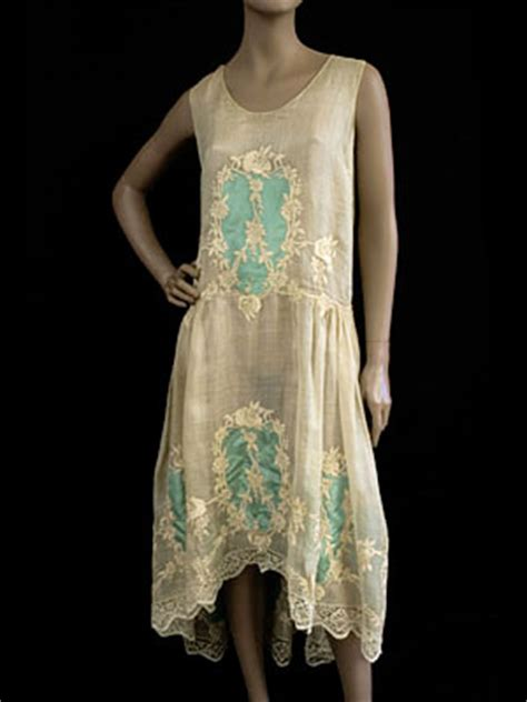 1920s Fashion At Vintage Textile by 404 Not Found