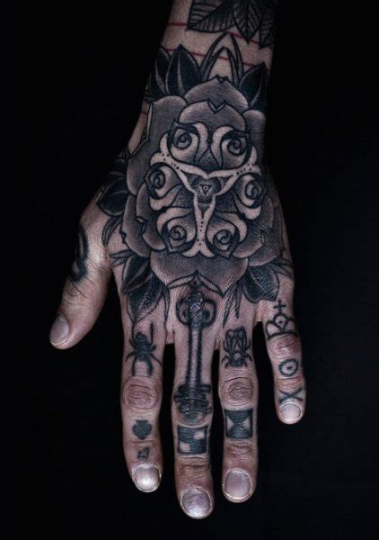 hand tattoo good or bad idea hand tattoos for men designs and ideas for guys