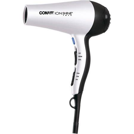 Hair Dryer Walmart Conair conair hair dryers 1875 watt ionic ceramic styling system