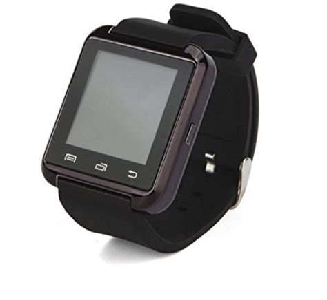 Onyx Smartwatch U U8 Black Smart luxsure u8 smartwatch black at androidsmartwear