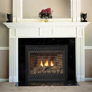 farmington 58 in x 42 in wood fireplace mantel surround