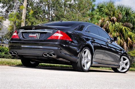 Mercedes Cls55 Amg by 2006 Mercedes Cls55 Amg Cls55 Amg Stock 5859 For