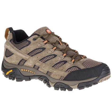 merrell climbing shoes merrell s moab 2 ventilator low hiking shoes walnut