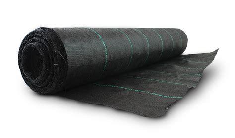 kenley garden weed killer control fabric mat heavy duty 1m