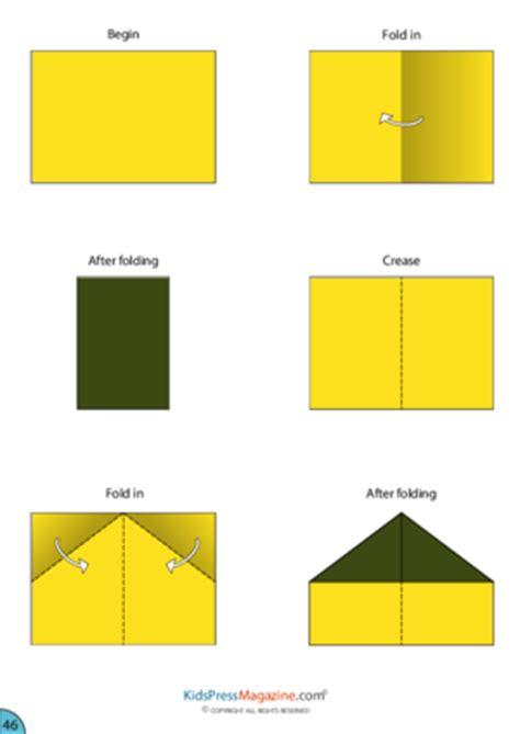 Medium Level Origami - origami archives kidspressmagazine