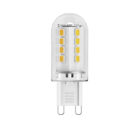 Led Replacement For G9 Halogen Capsule Bulb 2 3 Watts In Low Watt Led Light Bulbs