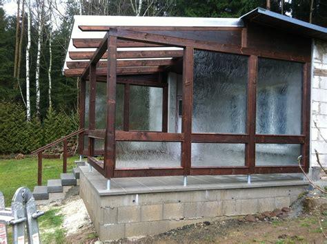 Vordächer Für Haustüren by Idee Winter Garten