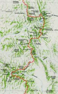 continental divide trail colorado map continental divide colorado map car interior design