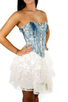 rk61 rockabilly lace bustier sleeveless brocade top work 50s retro pin up plus ebay blue idea on corsets denim and lace and ballerina