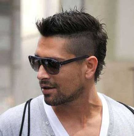 euro hawk hair 30 best faux hawk haircuts for men