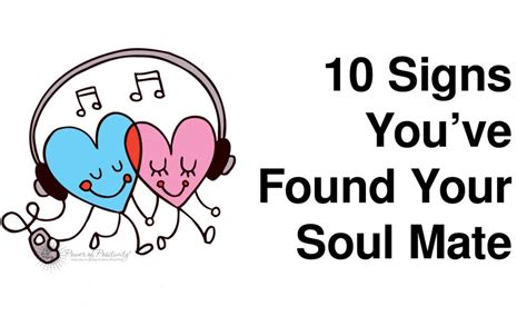 10 Signs You Are Dating The Of Your Dreams by 10 Signs You Ve Found Your Soul Mate