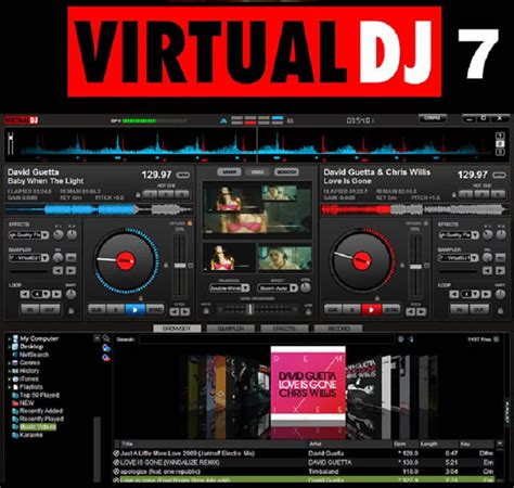 free dj full version software download virtual dj pro 7 crack full version free download