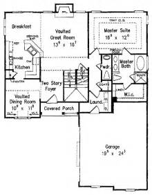 First Floor Master Bedroom by Free Home Plans First Floor Master Bedroom Floor Plans