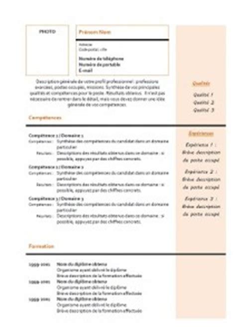 Modèle De Lettre De Démission Au Québec Mod 232 Le Cv 233 Tudiant Infirmier Sle Resume
