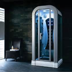 Small Steam Shower by Steam Shower From Thalassor Aska Duo Shower