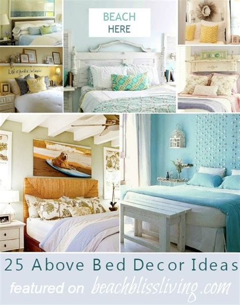 above bed decor awesome above the bed beach themed decor ideas
