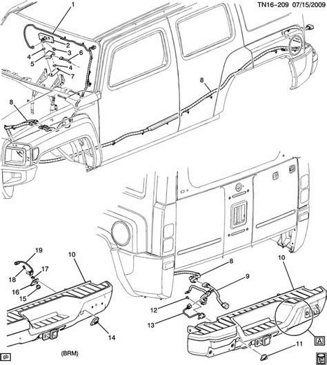 airbag deployment 2009 hummer h3t parking system service manual 2009 hummer h3t valve wiring diagrams 2009 hummer h3t valve wiring diagrams