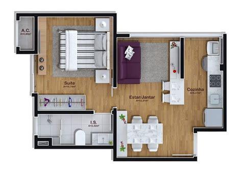 50m2 house design projeto apartamento 50m2 pesquisa google plantas
