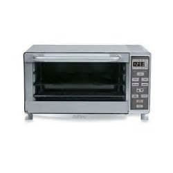 6 slice stainless steel convection oven toaster small