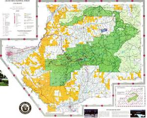 grand mesa colorado map grand mesa national forest maplets