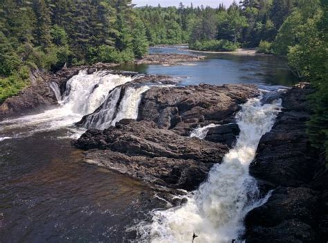Grande Fall grand falls picture of grand falls west forks tripadvisor
