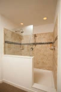 Shower Inserts With Doors Best 25 Shower No Doors Ideas On Showers With