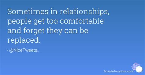 comfortable in relationship sometimes in relationships people get too comfortable and