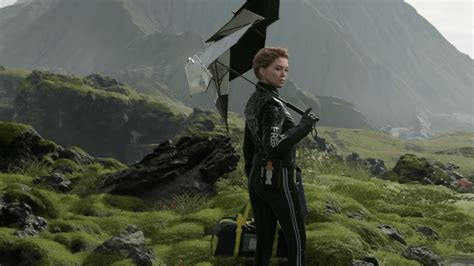 lea seydoux death stranding wallpaper death stranding release date expect new details at tokyo