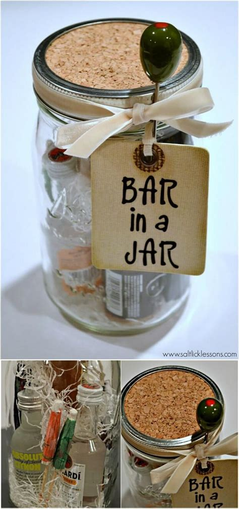 Gifts For Or With by 160 Diy Jar Crafts And Gift Ideas Page 17 Of 17