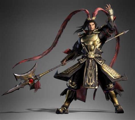 Dynasty Warrior Koei Lubu here s what lu bu looks like in dynasty warriors 9