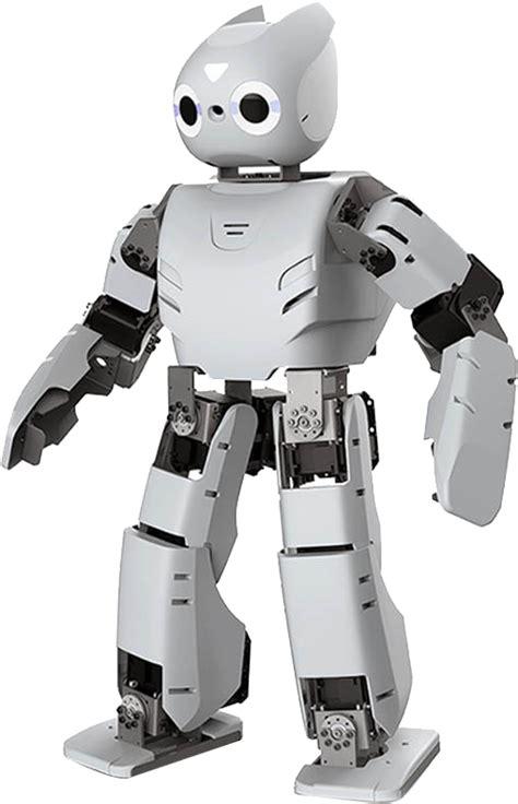 My Robot 1 2 Tamat darwin op2 robot