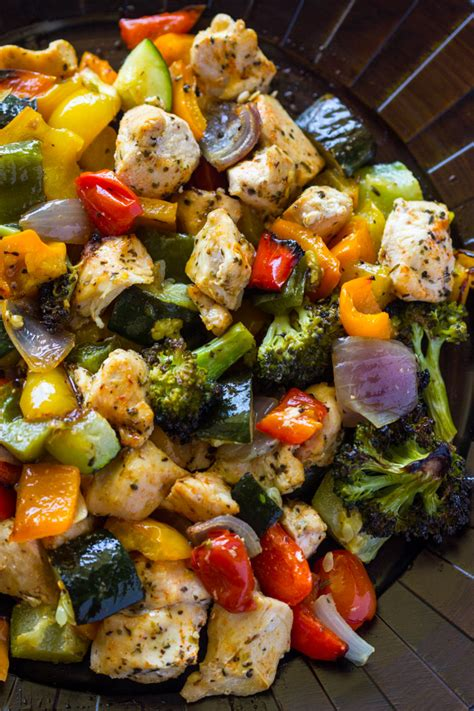 vegetables you can roast 15 minute healthy roasted chicken and veggies
