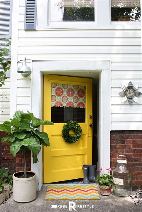 Yellow Front Door Paint Colors Yellow Favorite Paint Colors