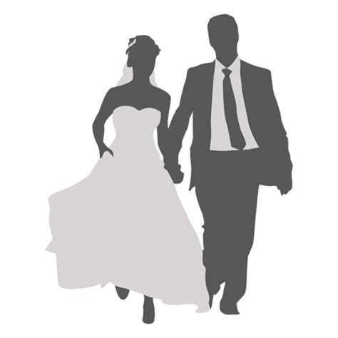Wedding Silhouette by Wedding Silhouette Png Www Pixshark Images