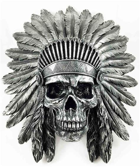 indian chief skull tattoo best 25 indian chief ideas on