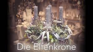 Merry Christmas Modern diy adventskranz die elfenkrone
