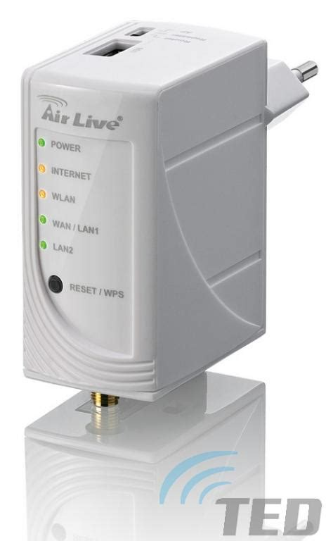 Mini Router Gsm ovislink airlive n mini ap router gsm 3g zdjęcie na imged