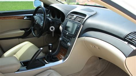 acura tl 2006 interior top auto magazine