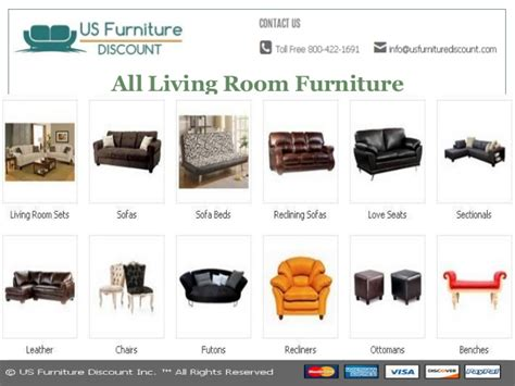 living room furniture names discount living room furniture