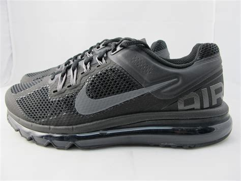 nike air max 2013 ebay new men s nike air max 2013 554886 001 black dark grey ebay