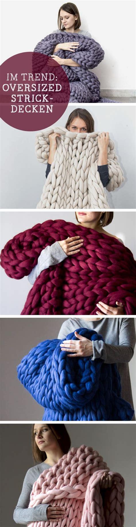 kuschelige decken strick im trend kuschelige decken in 220 bergr 246 223 e knitting