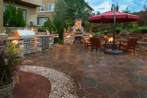 Kitchen Patio Ideas 33 Outdoor Kitchen Ideas And Designs Pictures