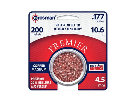 Best Quality Premier Dome Ultra Magnum 22 crosman premier copper magnum 177 cal 10 6 grains domed 200ct air gun pellets