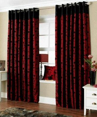 black and red bedroom curtains top 25 best red and black curtains ideas on pinterest