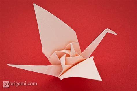 Tsuru Origami - origami tsuru by satoshi kamiya go origami