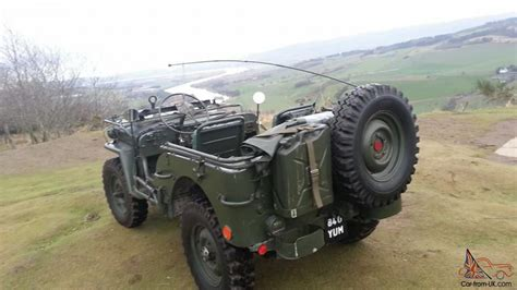 Ww2 Jeeps 1944 Willys Mb Ww2 Jeep